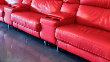 El Dorado Theater 3 Seat Recliner Sofa for Sale in Fort Lauderdale,  FL