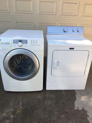 Washer Kenmore & Dryer Maytag for Sale in West Covina, CA