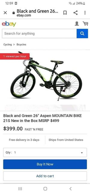 "Aspen 26"" mountain bike for Sale in Columbus, OH"