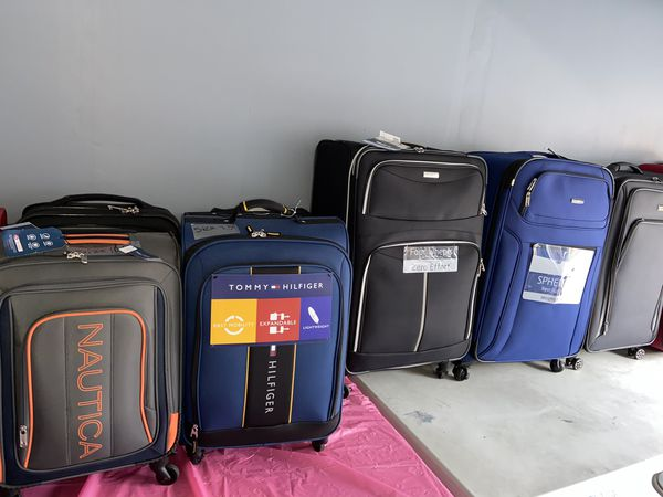 """Maletas Luggages 20"""" and 28"""""""