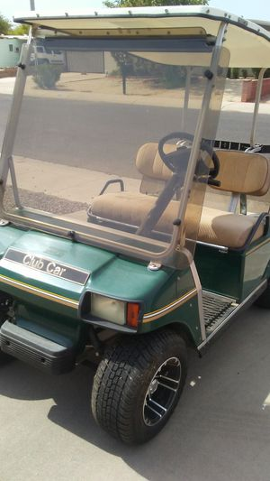 1996 club cadet licensed electric GOLF cart car for Sale in Phoenix, AZ