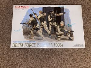 Delta Force Model Kit for Sale in Williamsport, PA