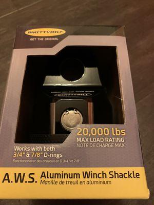 SMITTYBILT WINCH SHACKLE for Sale in Macclenny, FL