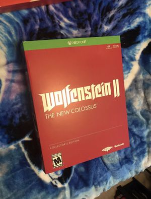 Wolfenstein 2 The new Colossus collectors edition. for Sale in Klamath Falls, OR