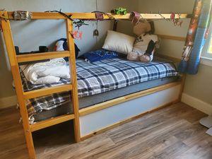 Ikea bed for Sale in Stockton, CA