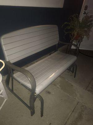 Outdoor rocker bench for Sale in Whittier, CA
