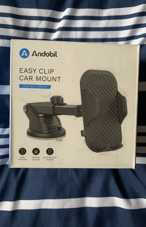 Phone Holder for Car(Car Mount) for Sale in Columbus, OH