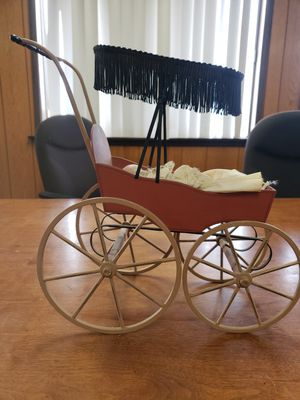 Small Antique Baby Doll Buggy for Sale in Long Beach, CA