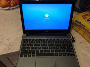Acre laptop very nice for Sale in Bluffton, SC
