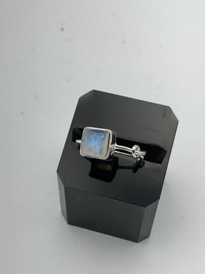 Sterling Silver Moonstone Ring size 6.5 for Sale in Lutz, FL