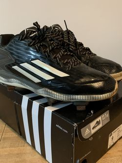 Adidas Poweralley 3 Baseball Cleats Shoes Sneakers Size 9 for Sale in Garden City,  NY