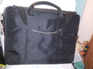 Dell Computer/ carryall many many compartments. Holds a ton for Sale in Dallas, TX