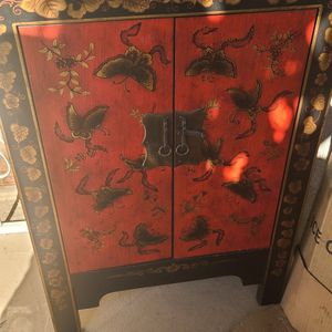 Asian Storage Cabinet for Sale in Lynwood, CA