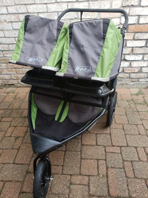 Double Bob Stroller with Snack Tray $375 for Sale in Houston, TX