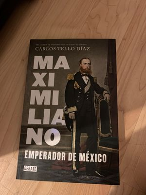 Libro Maximiliano for Sale in Hesperia, CA