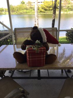 Christmas Decorative Bears from Macy's for Sale in Sunrise,  FL