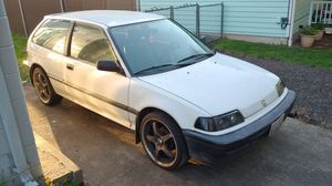 1991 honda civic hatchback for Sale in Cathlamet, WA