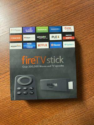 Amazon fire tv stick for Sale in Irvine, CA