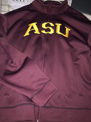 Large Arizona State Men's Jacket (NEW/$5 OFF Pick Up) for Sale in Las Vegas, NV