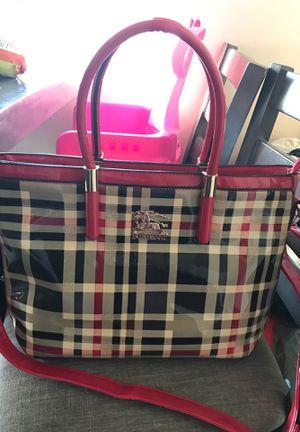 Original Burberry Purse/Hand Bag for Sale in San Diego, CA