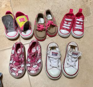 Kids Converse, Sperry and Vans for Sale in Miramar, FL