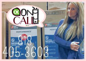 Water Heaters 30, 40, 50 Gallon Gas Electric & Propane Available for Sale in La Crescenta-Montrose, CA