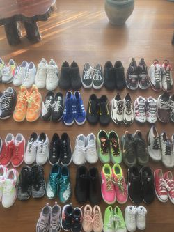 40 pairs of Sneakers for Sale in Philadelphia,  PA