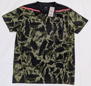 Puma x First Mile Camo Training Shirt for Sale in Downey, CA