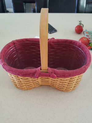 longaberger baskets for Sale in El Paso, TX