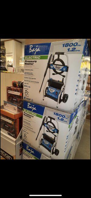 BAJA 1800 PSI 1.2 GPM Electric Pressure Washer / New in box! for Sale in Richmond, VA