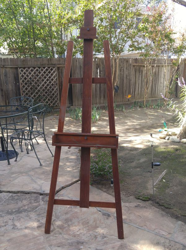 Freestanding Art Easel