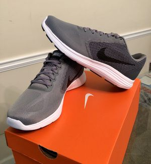 BRAND NEW Athletic Nike Shoes for men's, size 8.5 for Sale in Stone Mountain, GA