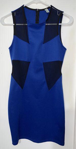 Blue and Black Mini Dress for Sale in Philadelphia, PA