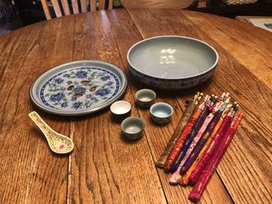Japanese serving tools for Sale in North Liberty, IA
