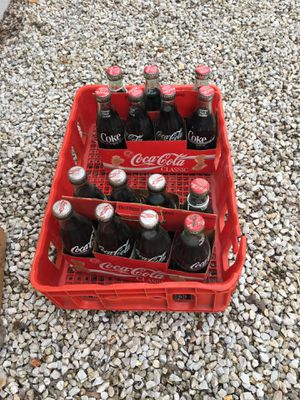 Vintage Unopened Coka Cola Bottles for Sale in Victoria, TX