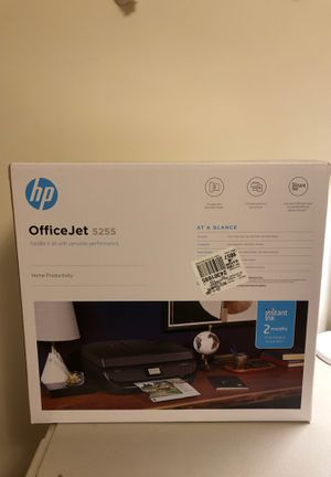 Hewlett-Packard Office Jet 5255 - Brand New for Sale in Chicago, IL