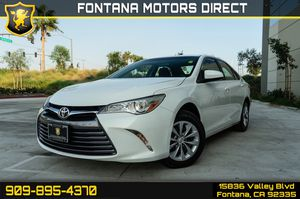 2017 Toyota Camry for Sale in Fontana, CA