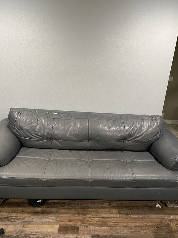 "Free Full size couch. 86"" by 36"""