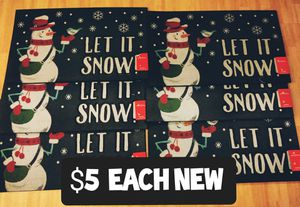 Christmas door mats for Sale in Santa Ana, CA