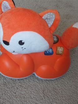 Fisher- Price Crawl After Learning Fox for Sale in Tigard,  OR