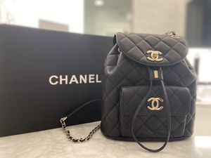 Authentic Black Chanel Quilted Shoulder bag for Sale in Horsham, PA