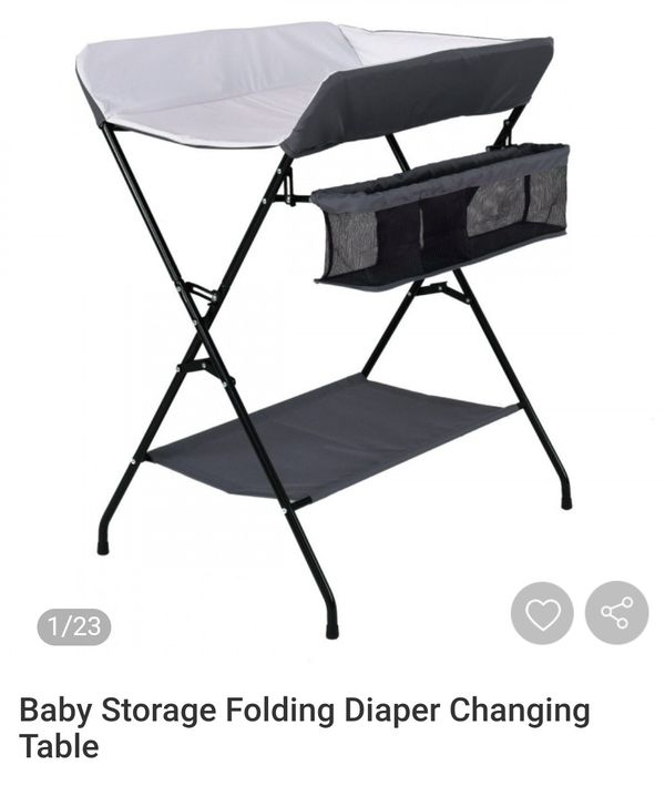 Changing Table - New Condition - Never Used