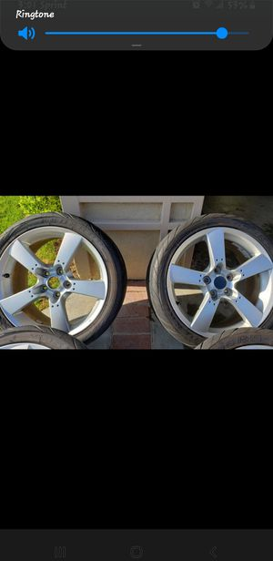 Mazda rx8 rim and parts for Sale in Rowland Heights, CA
