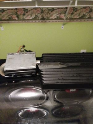 Stereo system for a car for Sale in Trenton, NJ