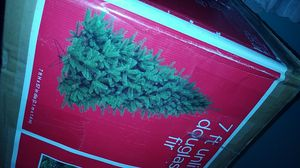 7 foot Douglas fir. Christmas tree for Sale in Woodbridge, VA