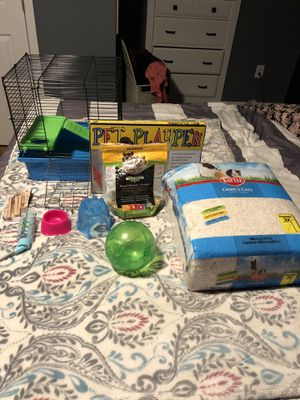 Hamster cage for Sale in Mount Airy, MD