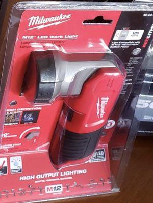 Milwaukee M12 LED Flashlight for Sale in Gainesville, VA