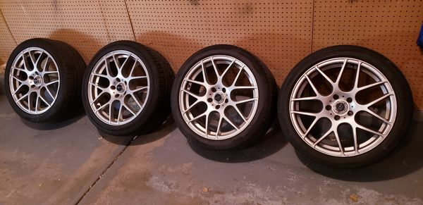18 inch wheels for Audi VW Mercedes Benz