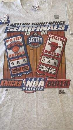 Bulls Vs Knicks Playoff T for Sale in Brooklyn,  NY