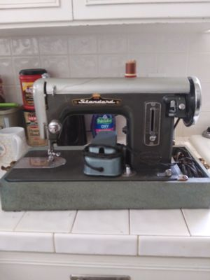 Standard electric sewing machine for Sale in Cuero, TX